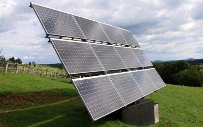Pulizia pannelli fotovoltaici o solari