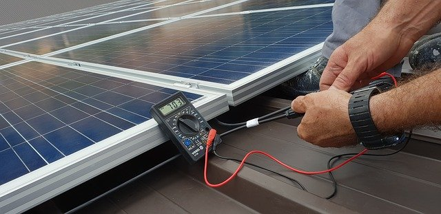 Pulizia pannelli fotovoltaici costo